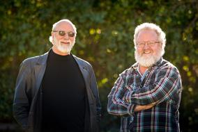 Steve Brogden and Larry Janss